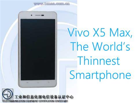 Vivo X5 Max vivo x5 max set to oppo r5 s crown as world s