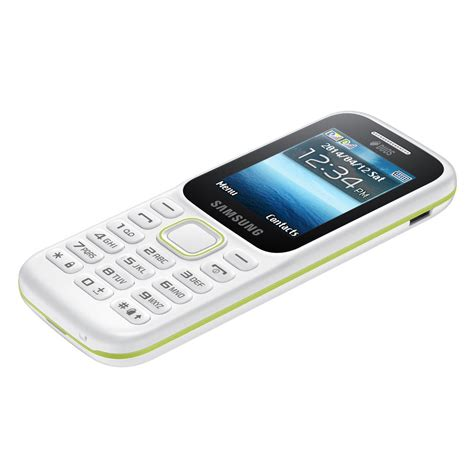 Samsung Guru 2 Sm B310e Dual Sim Garansi Sein 1 Tahun samsung guru 2 sm b310e dual sim white available at shopclues for rs 1700