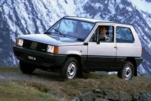 Fiat Panda 4x4 Usa Who Makes The Smallest Suvs And 4x4s Autoevolution