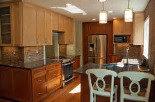 How To Remove Kitchen Wall Cabinets Removing Wall Between Kitchen And Dining Room After Traditional Kitchen Minneapolis By