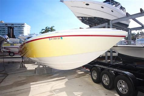 nordic powerboats 42 merc 1075 s w 6 drives 2007 for - Nordic Boats A S