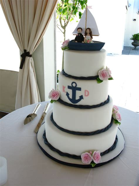 nautical wedding cake anchor wedding cake wedding topper boat topper sailing topper