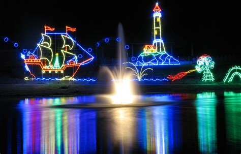 Tanglewood Park Lights by Tanglewood Park Lights Photo Album Best