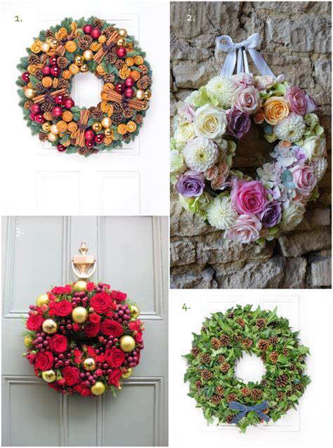 would you like to make your very own christmas wreath