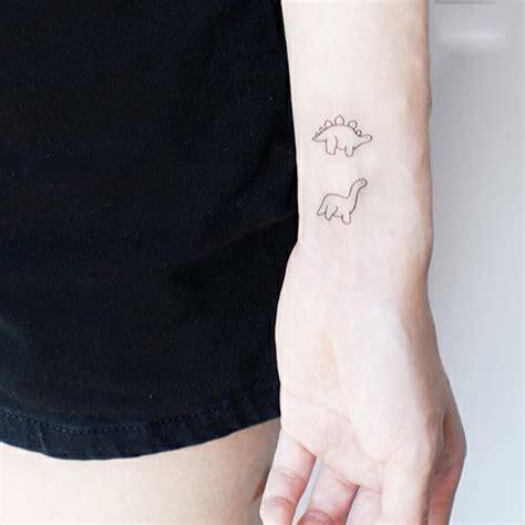 tiny dinosaur tattoos tattoo amino