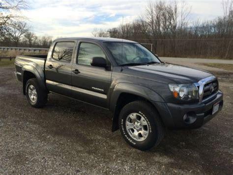 Buy Used Toyota Tacoma Buy Used 2009 Toyota Tacoma Cab Road Sr5