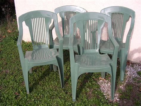 renover une chaise best renover table jardin plastique vert photos