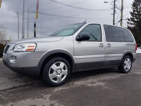 pontiac montana for sale new and used pontiac montana cars for sale in ottawa