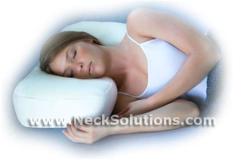 Orthopedic Pillows For Side Sleepers by Orthopedic Pillow For Side Sleepers