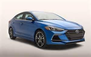 Hyundai Elantra Picture 2017 Hyundai Elantra Sport Turbo Announced For Us Market