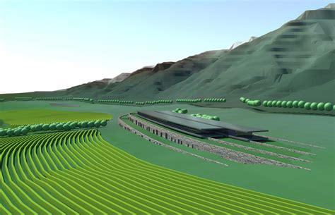 Big Mansion Floor Plans Dcm Design Luxury Vineyard In China Australian Design Review