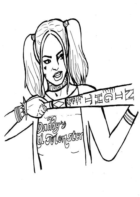 imagenes de joker para colorear dibujos para colorear de escuadr 243 n suicida dibujos para