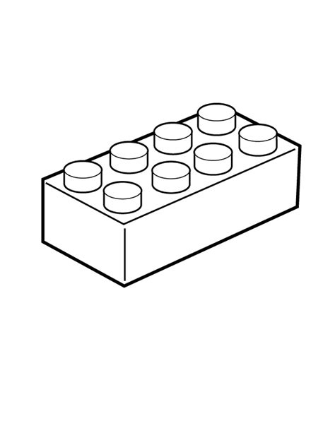 Brick Coloring Page a brick coloring pages