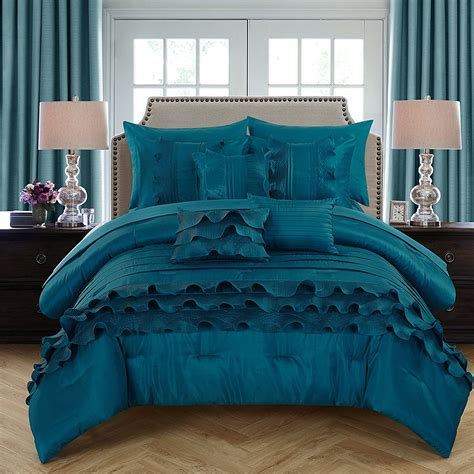 Teal Bed Set Cheap Teal Bedding Sets With More Ease Bedding With Style