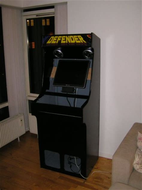 Make Your Own Arcade Cabinet by Project Mame Build Your Own Mame Cabinet Step 2 5