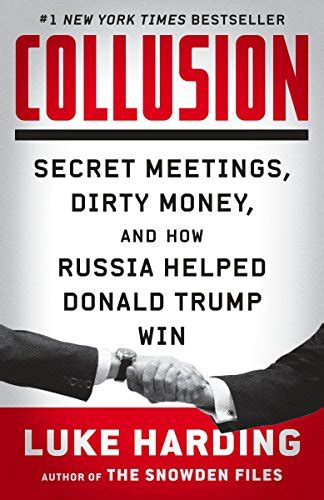 collusion secret meetings money and how russia