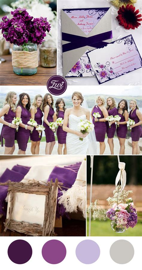 Wedding Colors by Wedding Color Palette