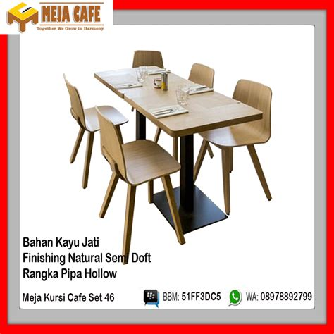 Kursi Set Cafe meja kursi cafe set 46 meja cafe