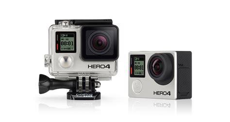GoPro   Refurbished HERO4 Black 4K Ultra HD Waterproof Camera