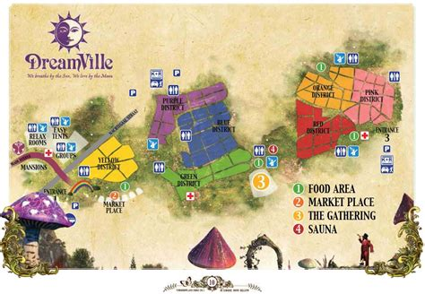 tomorrowland belgium map your insider guide to dreamville tomorrowland catch 52