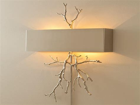 Pools For Backyards Twig Wall Sconce Unique Lighting Style For Your Home