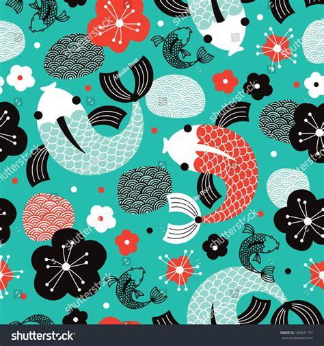 pattern koi fish juma patterns patterns kid