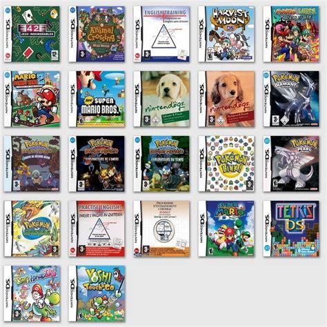 Nintendo Ds Lite Jeux by Jeux Ds Lite