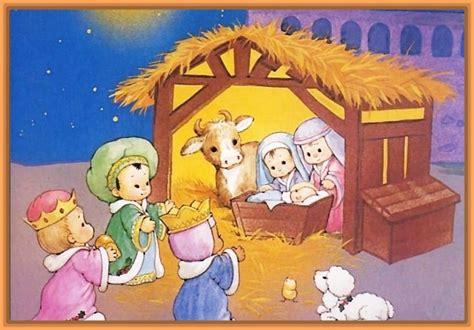 imagenes de pesebres navideños infantiles dibujos de nacimientos navideos good beln para colorear