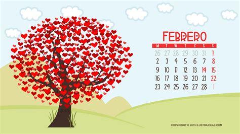 de febrero de 2015 descarga calendario febrero 2015 ilustraideas