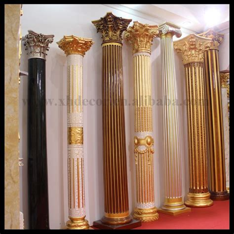 column decorations home pillar decoration home 35 modern interior design ideas