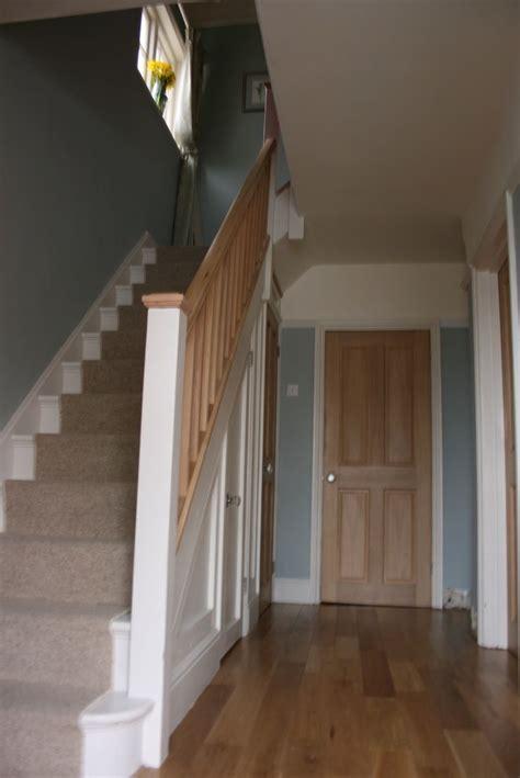 Whats A Banister 25 Best Ideas About Blue Hallway On Pinterest Hallway