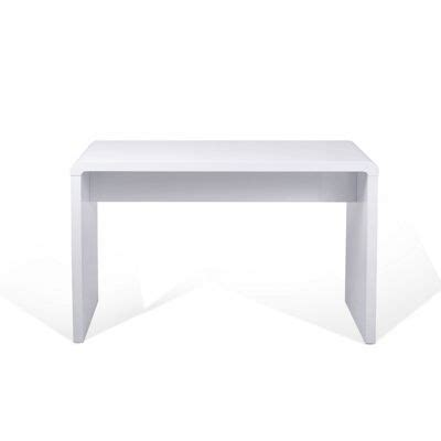 white high gloss desk buy enzo white high gloss office desk from our office
