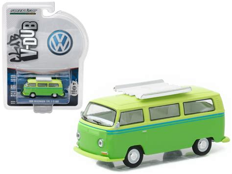 Greenlight 1968 Volkswagen Type 2 Limited Edition diecast model cars wholesale toys dropshipper drop