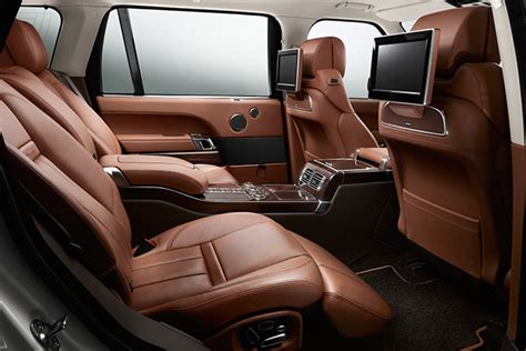 Brown Leather Interior Car by Top Features In A Family Car