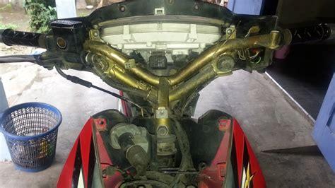 Lu Tembak Motor Supra X 125 spesifikasi fit x 2008 tempat relay sein lu tanda belok