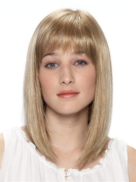 shoulder bobs for oval shaped faces top medium length hairstyles for oval faces 2015