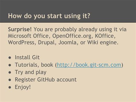 git drupal tutorial what is version control software and why do you need it