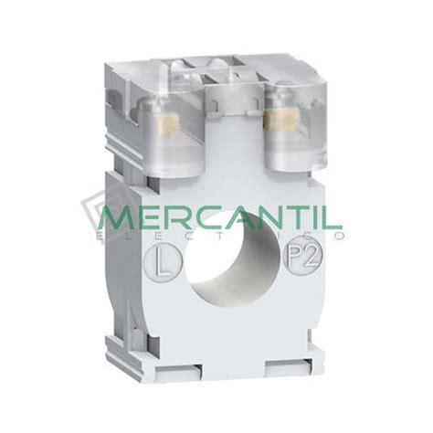 Schneider Ct 2005 Metsect5cc020 transformador de intensidad tropicalizado 200a gama cc