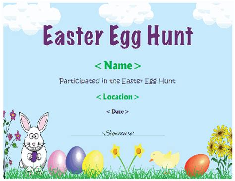 easter egg hunt template free pin the hunt for october 1990 pics