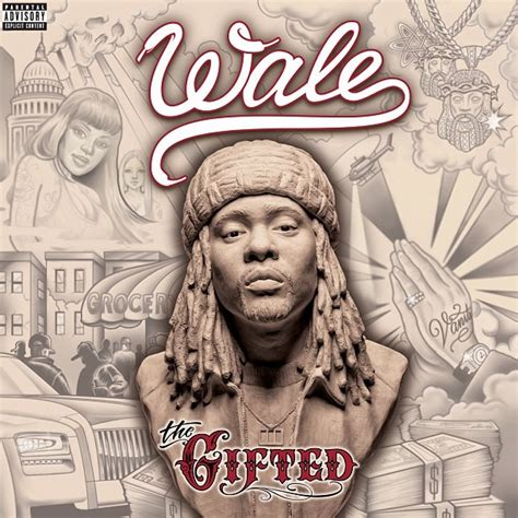 wale albums wale the gifted album cover track list hiphop n more