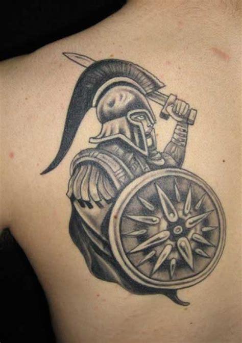 20 fotos de tatuagens de guerreiros significados