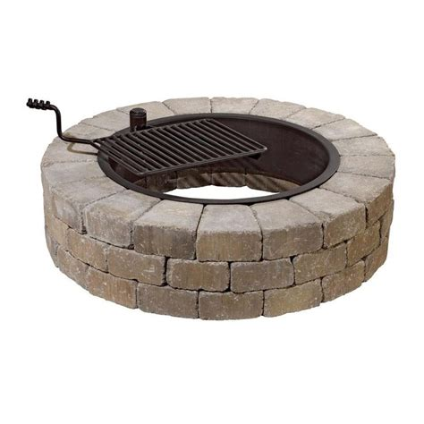 Outdoor Firepit Kit Best 25 Pit Kit Ideas On Pit Kits Outdoor Pit Kits And