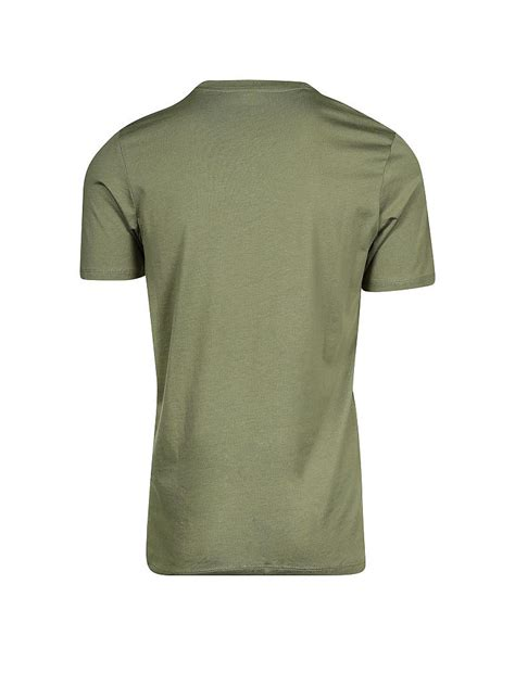 Selected T Shirt selected t shirt olive s