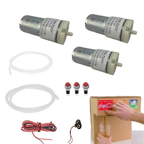 Pompa Air Mini Dc 6v dc 6v 9v mini air motor kits for dispenser