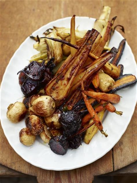 roasted root vegetables oliver side dishes recipes oliver