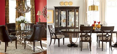 Bob Mackie Dining Room Furniture Bob Mackie Home Collection By American Drew