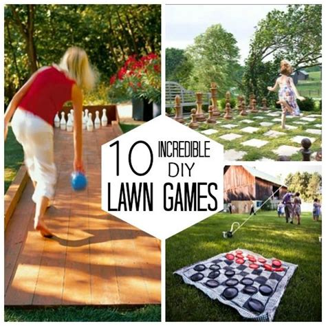 backyard for adults 10 diy lawn lawn lawn and gaming