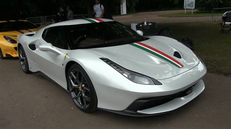 One Off Ferrari 458mm Speciale Youtube