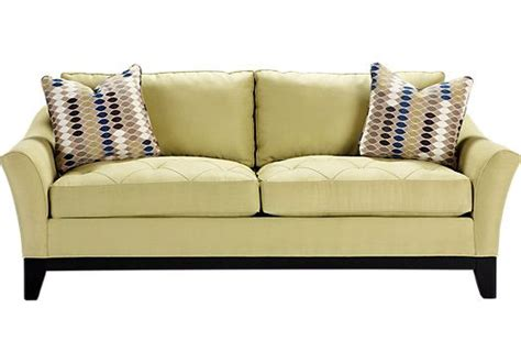 sleeper sofa rooms to go outlet shop for a home rosemere wasabi sleeper at