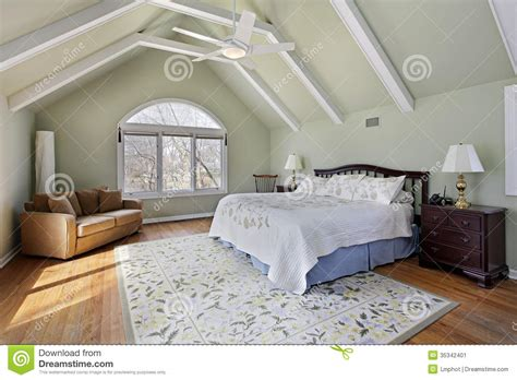 master bedroom ideas ceilings master bedrooms and window master bedroom with ceiling beams stock image image